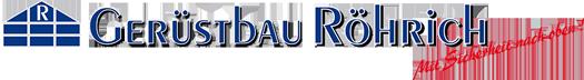 Gerüstbau Röhrich | Mit Sicherheit nach oben